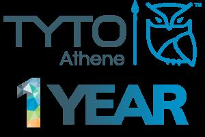 Tyto Athene 1 Year